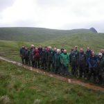 Lengthsmen on Martcrag Moor