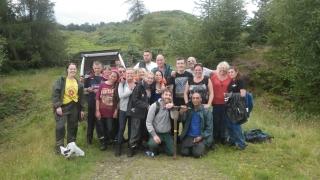 LHTC visit Basecamp