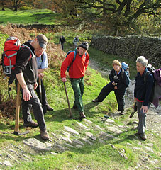 Fix the Fells Volunteers on Nab Scar