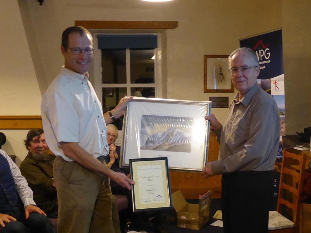 Richard Fox Golden Eagle Award