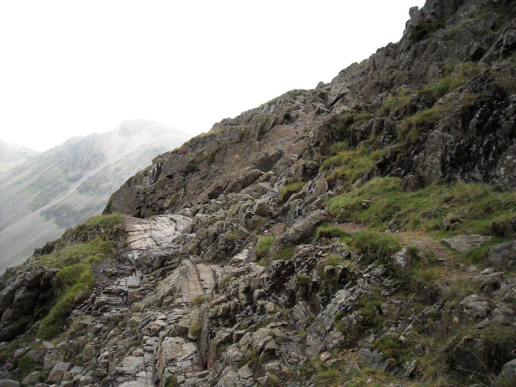 The Bedrock ascent