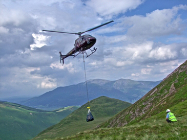 Fix the Fells Helicopter