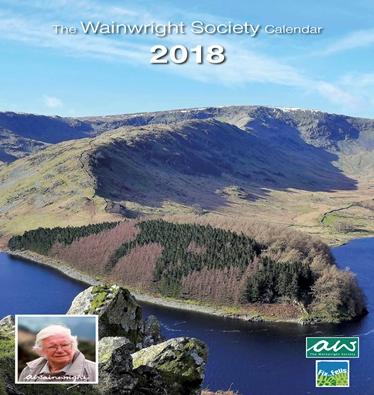 Wainwright calendar 2018